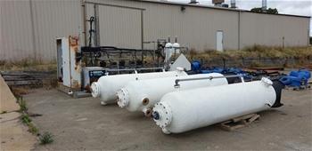 Sand Filtration Units