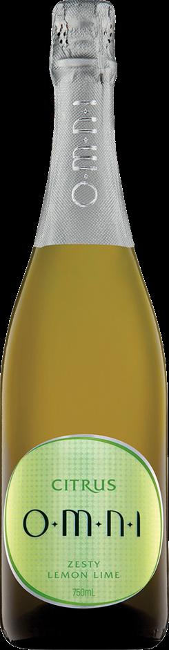Omni `Citrus` Sparkling 2019 (6 x 750mL), AUS.