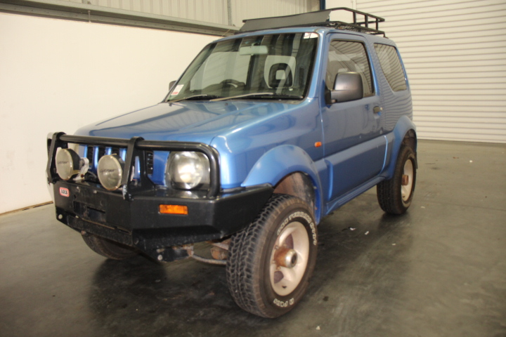 2003 Suzuki Jimny JLX (4x4) Manual Wagon