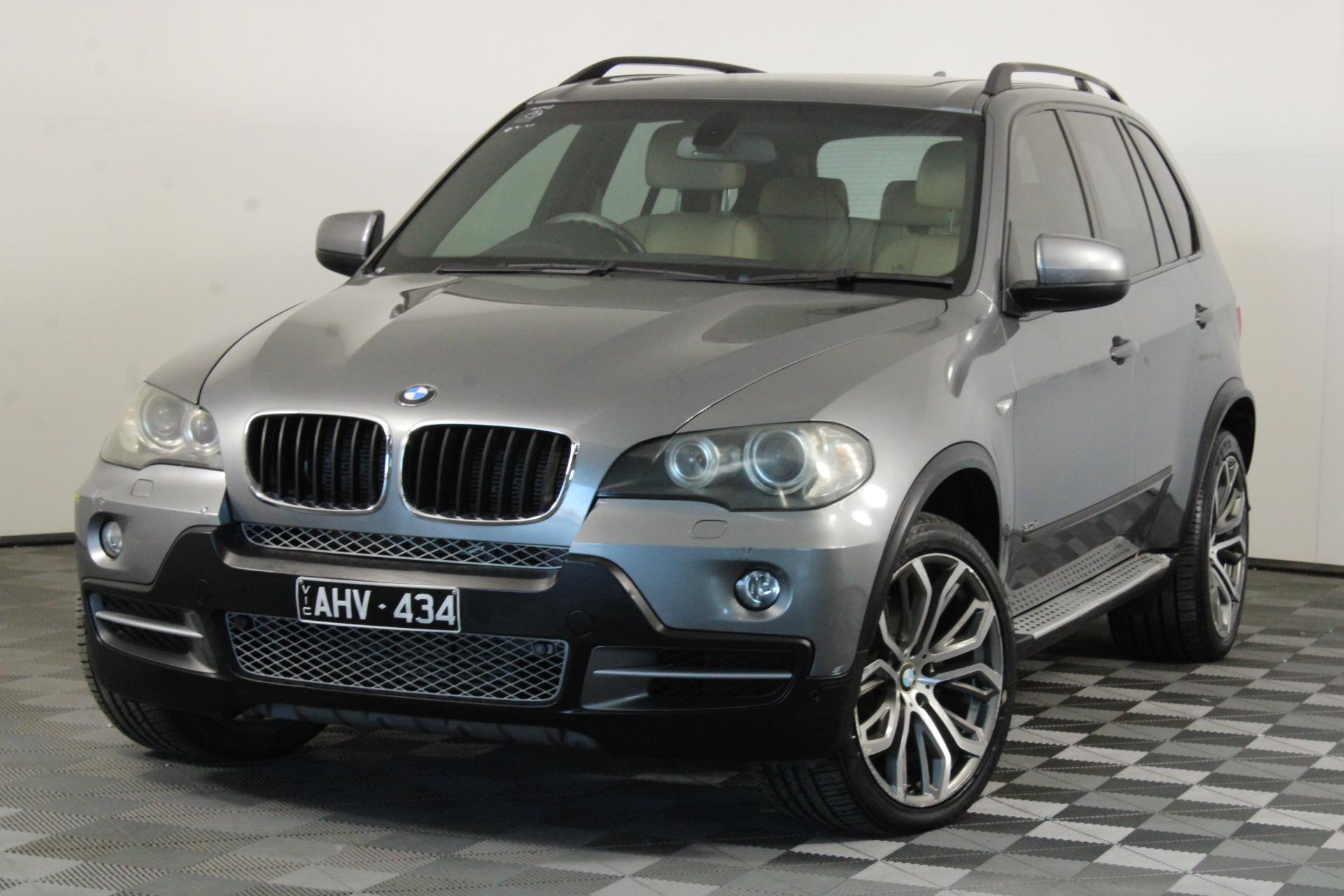 2009 BMW X5 3.0d E70 Turbo Diesel Automatic Wagon