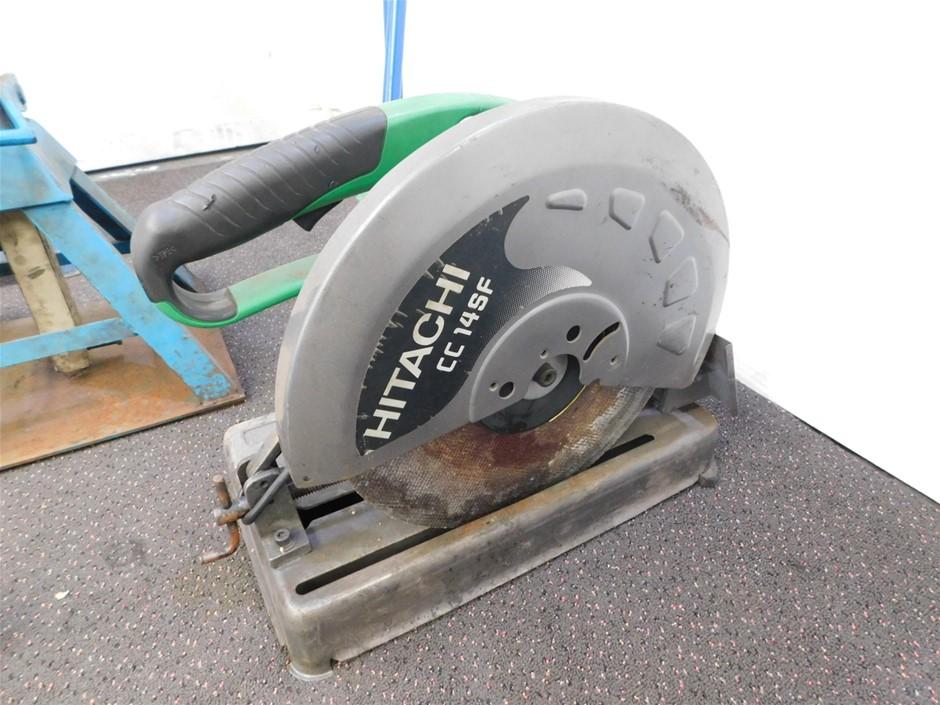 Hitachi CC145F Cut Off Saw