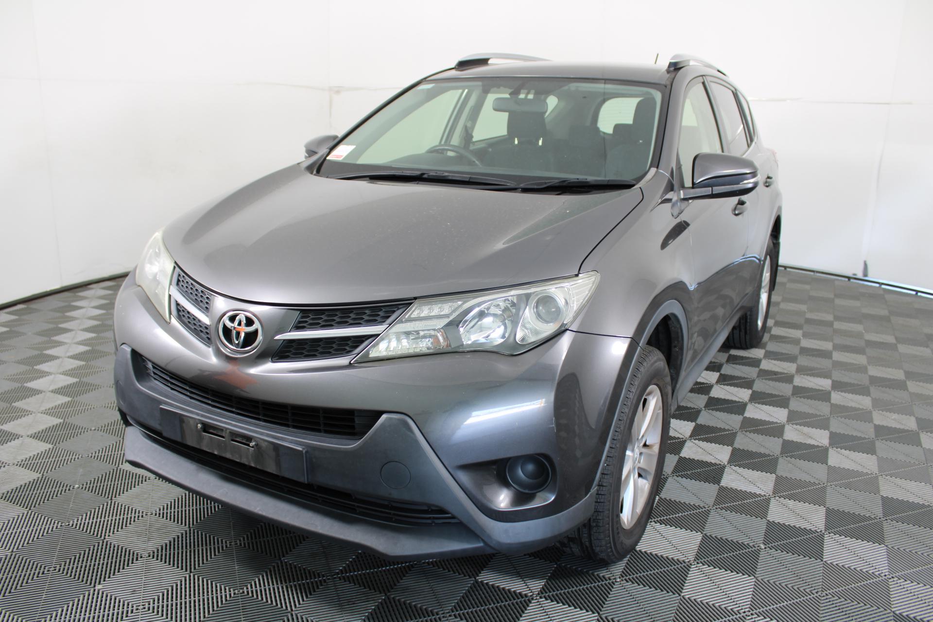 2013 Toyota Rav 4 Automatic 2.0 SUV ( 158,911 km's )
