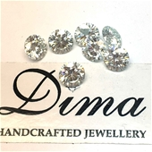Dima Diamond and Moissanite Stone Collection