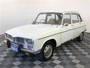 1974 Renault 16 Automatic Sedan