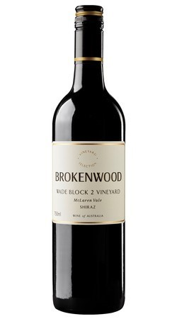 Brokenwood `Wade Block 2` Shiraz 2017 (6 x 750mL), McLaren Vale, SA
