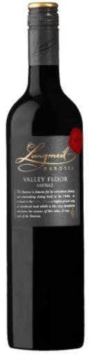 Langmeil `Valley Floor` Shiraz 2017 (6 x 750mL), Barossa, SA.