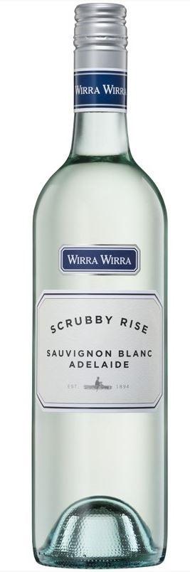Wirra Wirra Scrubby Rise White Sauvignon Blanc 2019 (6 x750mL) Adelaide, SA