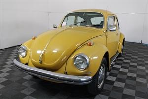 06/1972 Volkswagen Beetle S 4 Speed Hatc