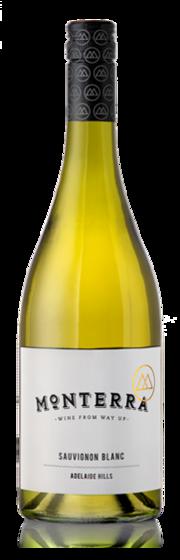 Monterra Sauvignon Blanc 2018 (12x 750mL).