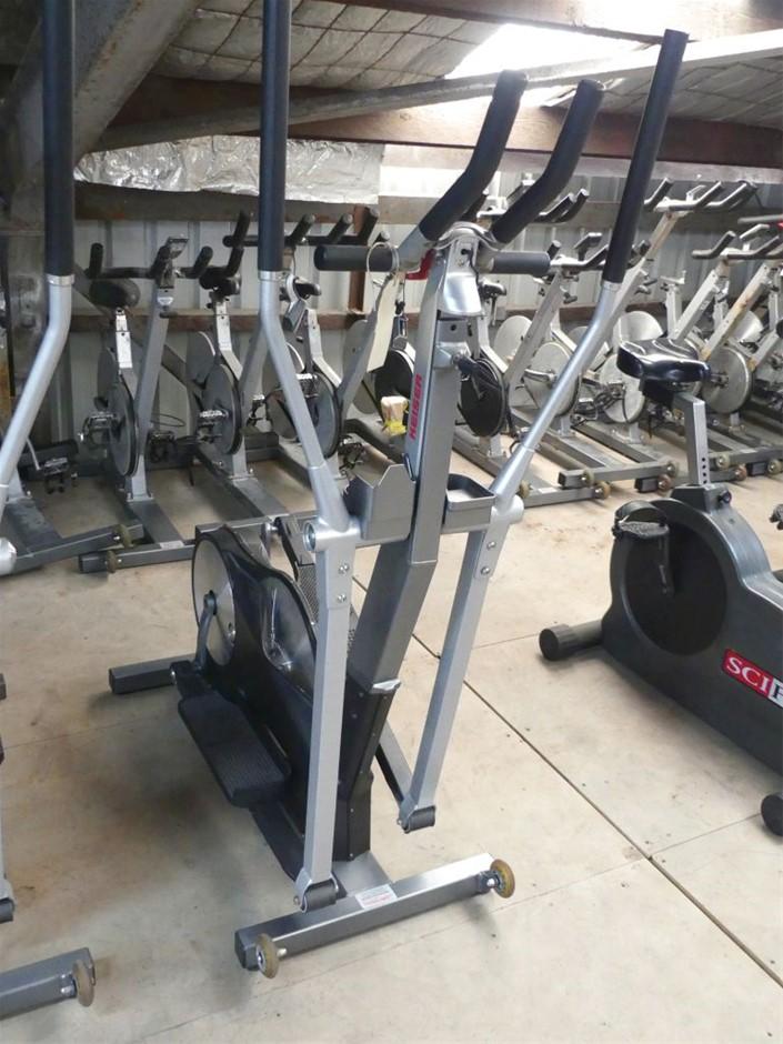 Keiser Life Fitness M5 Strider Stepper