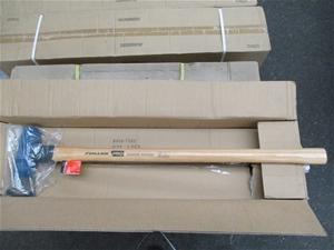 Qty 2 x Fuller Tools Log Splitters