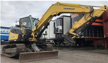Yanmar VI080 Hydraulic Excavator