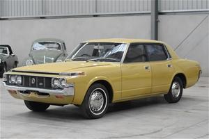 1974 Toyota Crown Automatic Sedan