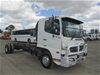 2008 Hino FD 4 x 2 Cab Chassis Truck