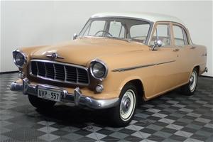 1956 Holden FE Manual Sedan