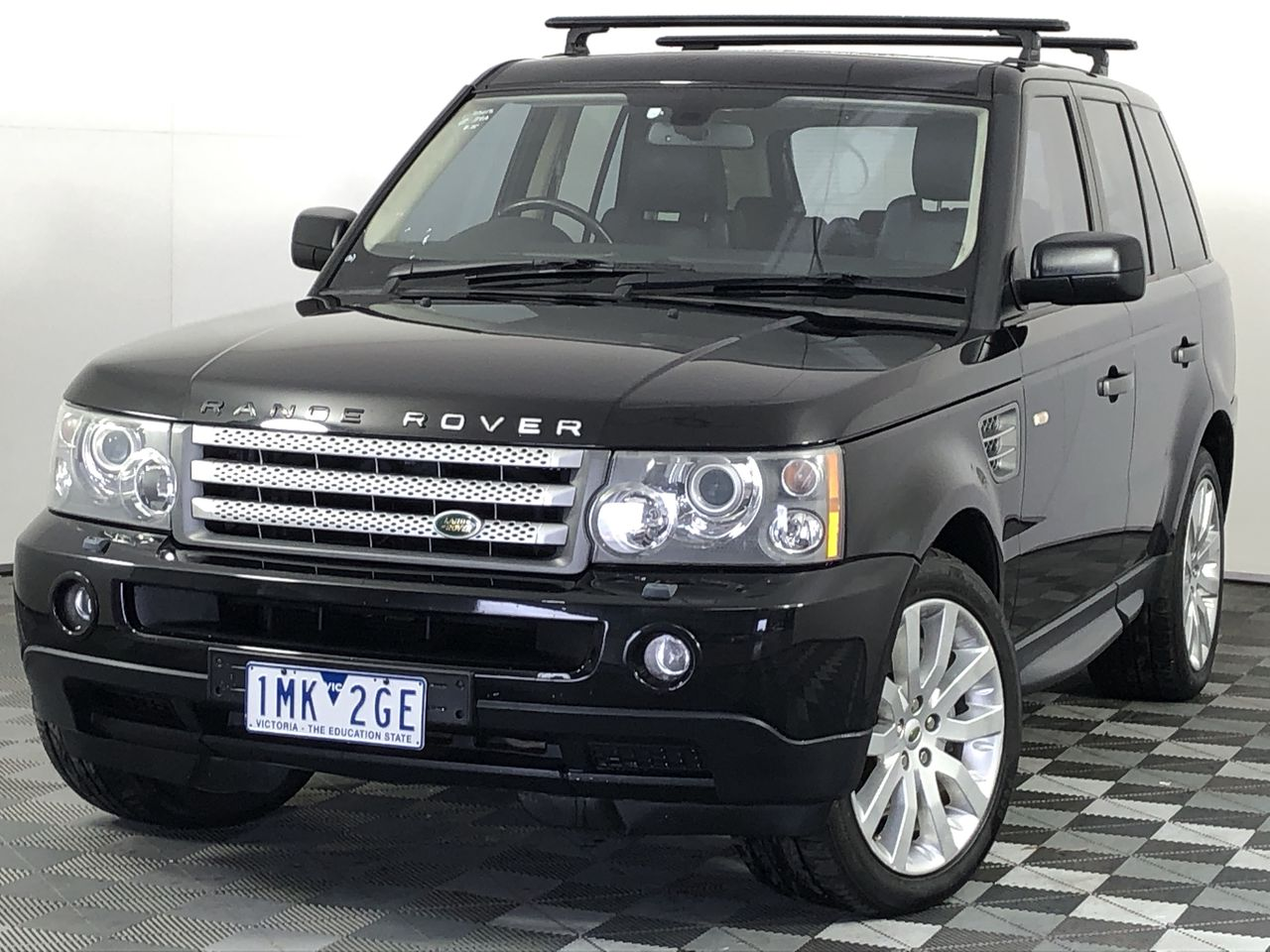 2009 Land Rover Range Rover Sport TDV8 Turbo Diesel Automatic Wagon