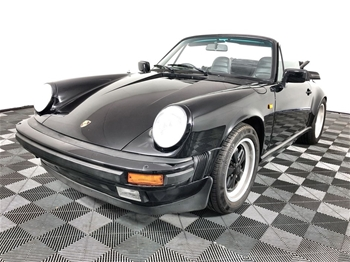 1984 Porsche 911 Manual Coupe