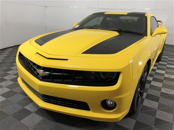 2011 CHEVROLET CAMARO Automatic Coupe
