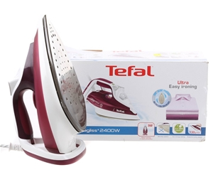 TEFAL Ultragliss 2400W Iron, Model No. F