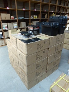 Oil Drip Trays, Speakers And Battery Cov