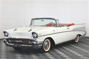 1957 Chevrolet Belair Automatic Converti
