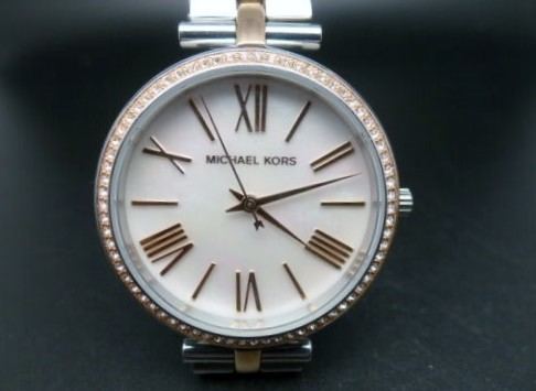 Ladies new Michael Kors Couture NY 'Maci' stunning quartz watch.