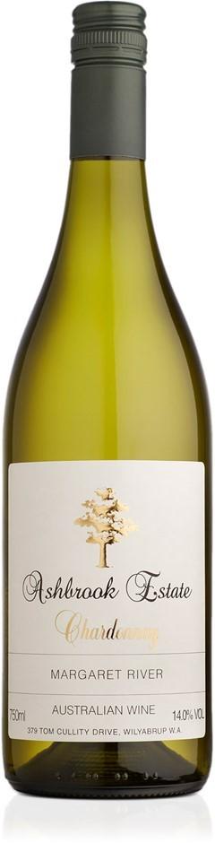 Ashbrook Chardonnay 2018 (12 x 750mL), Margaret River, WA.