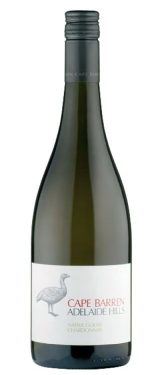 Cape Barren `Native Goose` Chardonnay 2017 (12 x 750mL), Adelaide Hills, SA
