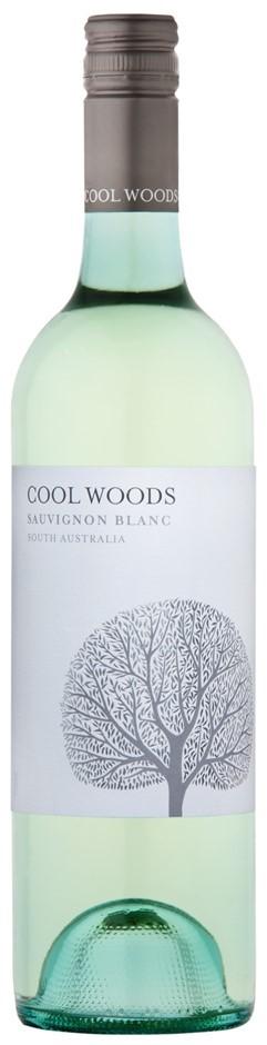 Cool Woods Sauvignon Blanc 2018 (12 x 750mL), SA.