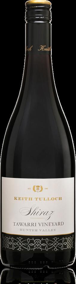 Keith Tulloch Tawarri Vineyard Shiraz 2016 (12 x 750mL) NSW