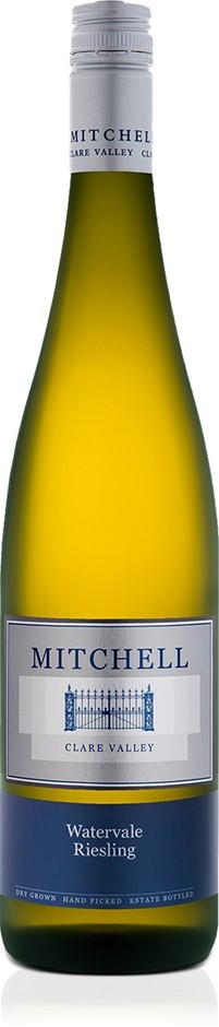 Mitchell Watervale Riesling 2019 (12 x 750mL) Clare Valley, SA