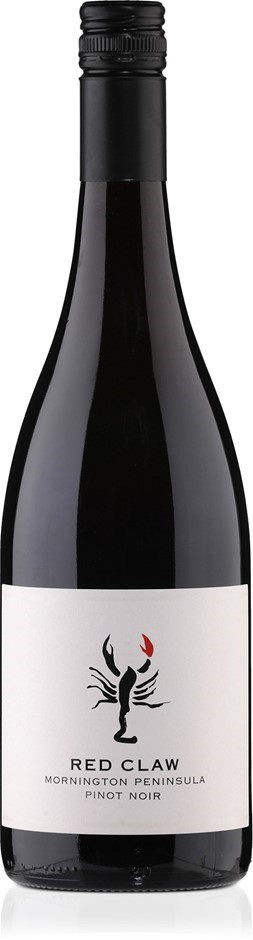 Red Claw Pinot Noir 2018 (6 x 750mL), Mornington Peninsula, VIC.