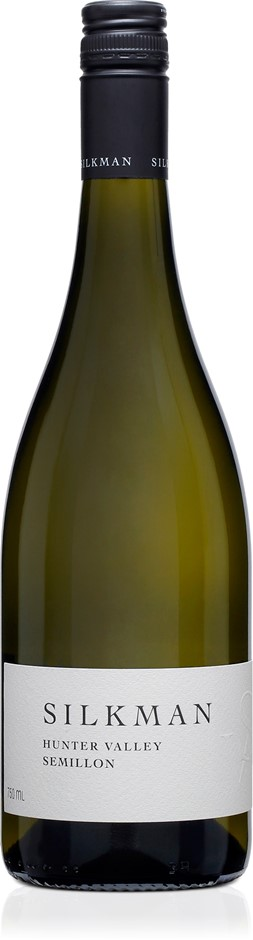 Silkman Wines Semillon 2017 (6 x 750mL), Hunter Valley, NSW.