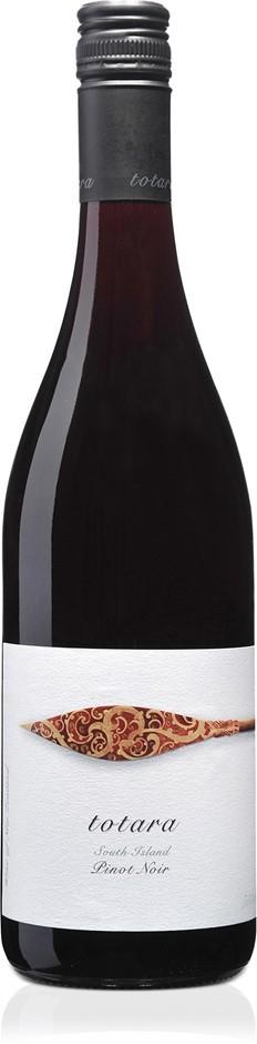 Totara Pinot Noir 2018 (12 x 750mL), Marlborough, NZ.