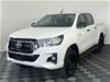 2019 Toyota Hilux SR (4x4) GUN126R Turbo Diesel Manual Dual Cab