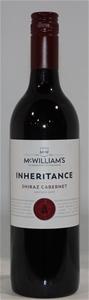 McWilliams Inheritance Shiraz Cabernet 2