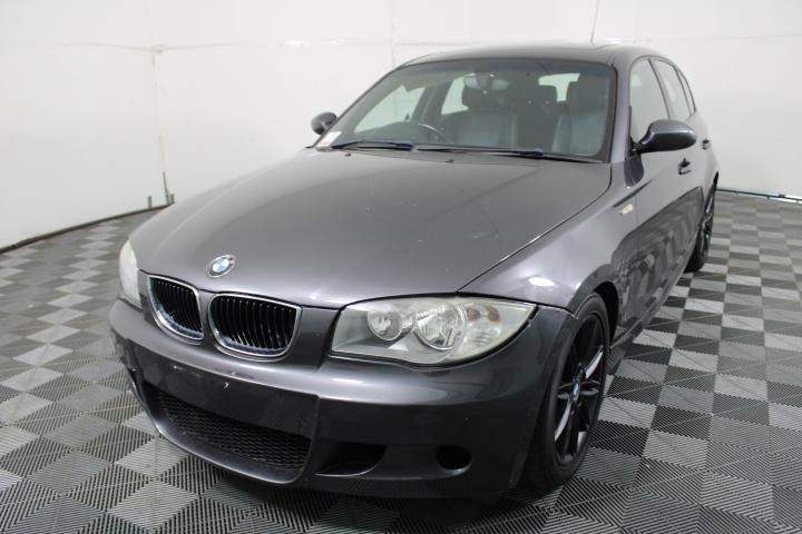 2007 BMW 118i E87 Automatic Hatchback 154,176km