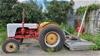 David Brown Farm Tractor, Slasher