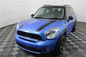 2011 Mini Cooper S Countryman R60 Wagon