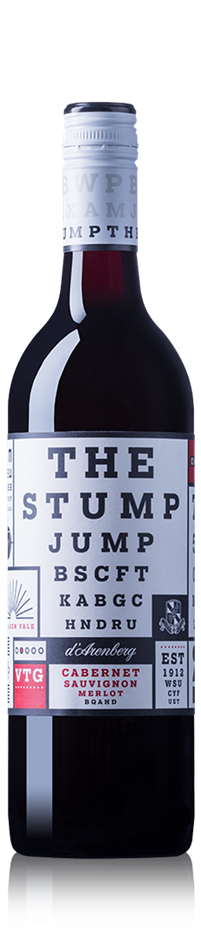 d'Arenberg The Stump Jump Cabernet Merlot 2017 (12x 750mL). SA