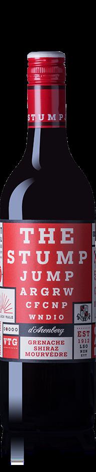 d'Arenberg The Stump Jump Grenache Shiraz Mouvedre 2017 (12x 750mL). SA