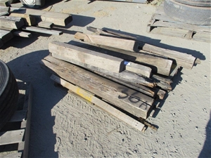 3 x Pallets of Transport Timbers