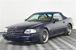 1993 Mercedes Benz SL500 R129 Automatic