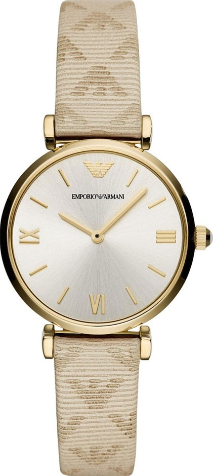 Elegant and stylish new Emporio Armarni ladies watch.