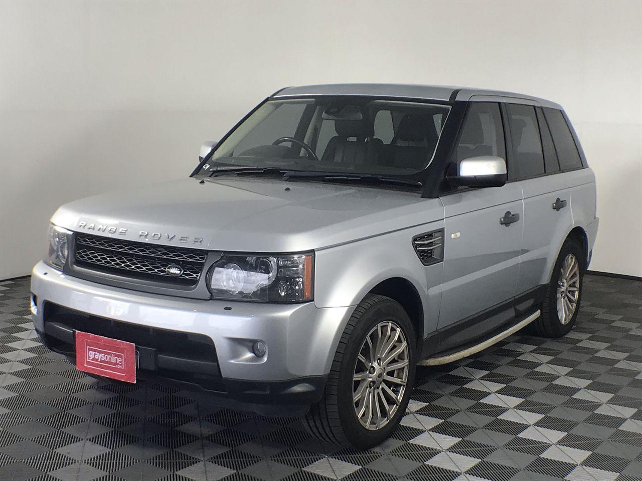 2011 Land Rover Range Rover Sport 3.0 TDV6 Turbo Diesel Automatic Wagon