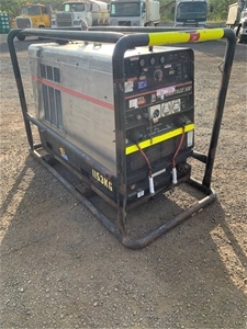 Lincoln Electric Air Vantage 500 Welder