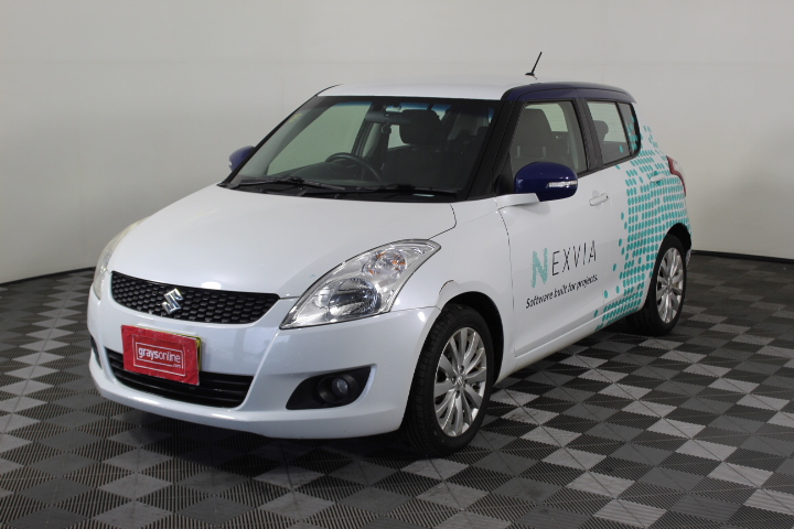 2012 Suzuki Swift GLX Auto 5D Hatch 91,408kms