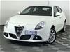 2014 Alfa Romeo Giulietta DISTINCTIVE Turbo Diesel Automatic Hatchback