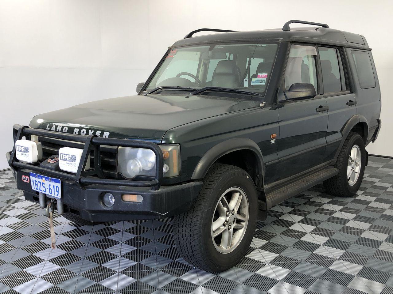 2003 Land Rover Discovery SE (4x4) Automatic 7 Seats Wagon