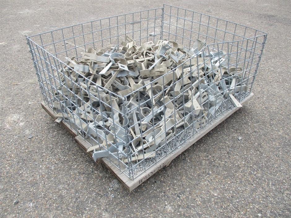 Pallet of Scaffolding Brackets